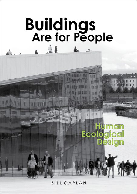 The Book: Buildings Are for People