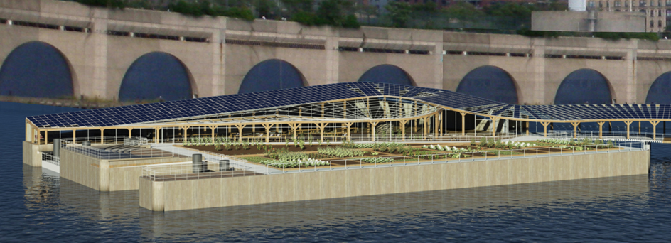 HARLEM PIERS FARM - SUSTAIN DESIGN PROPOSAL - BILL CAPLAN